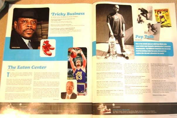Pep Williams featured in Peace Magazine (Canada)