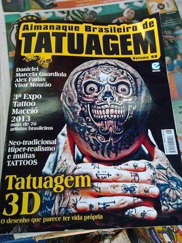 Almanaque Brasileio Tatuagem