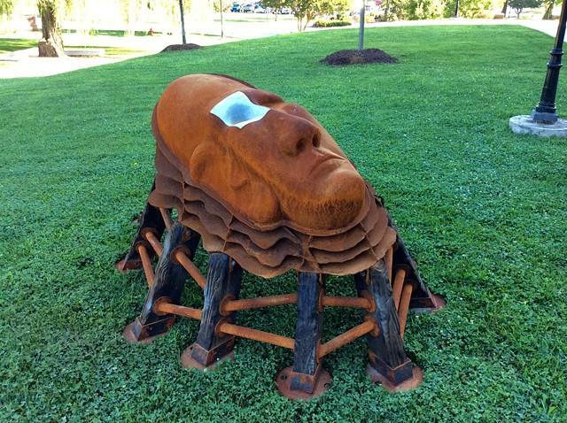 public art, sculpture, foundry, fabrication, cnc plasma