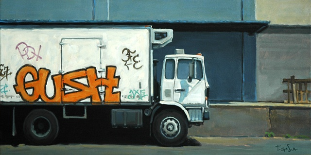 Delivering Graffiti