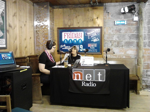Friday Live Sept 2 2016 Interview for NET radio
