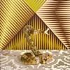 Untitled (Gold Rattlesnake)