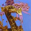Untitled Blue (Rattlesnake)