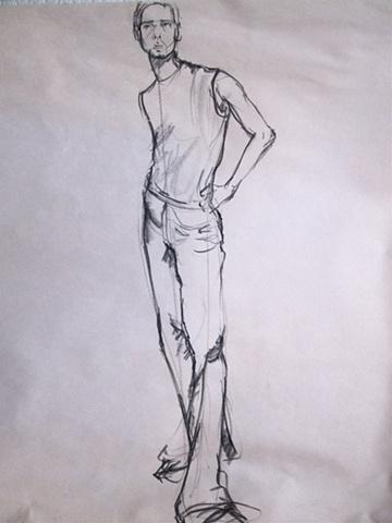 Fashion Illustration- Male