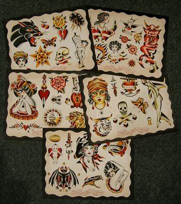 tattoo flash 2008