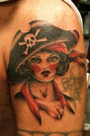 phil's pirate