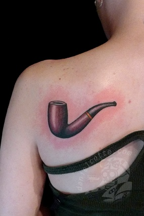 it's really not a pipe