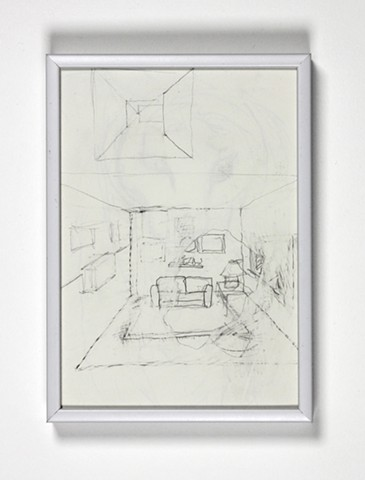Sketch for A White Room