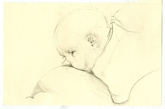 Nursing Drawing