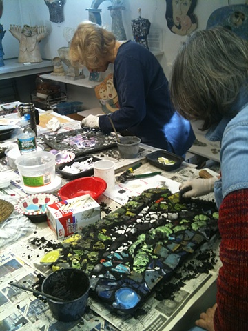 Mosaic Workshop 02-12
