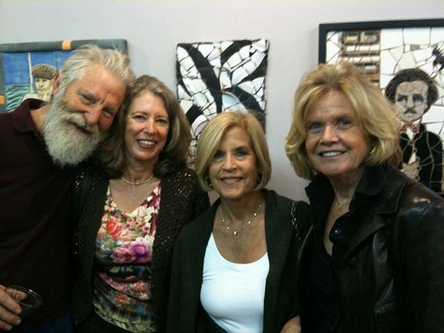 Isaiah Zagar, Bette Ann Libby & Friends