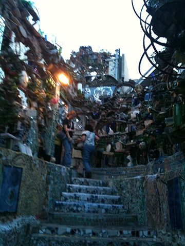 Opening: Philadelphia's Magic Gardens