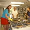 Childrens Hospital Mosaic Workshop