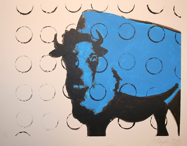 Buffalo Color Study