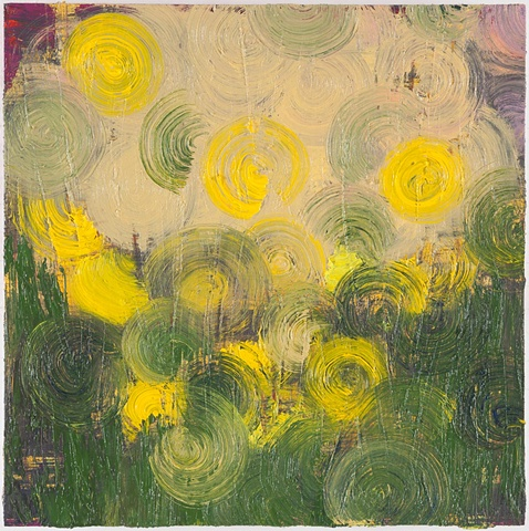 Untitled (Yellow and Green)