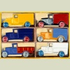Matchbox English Delivery Trucks