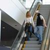 """Laughing Escalator""    Colorado Convention Center   Denver, Colorado"