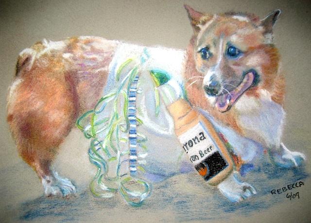 Corona Dog