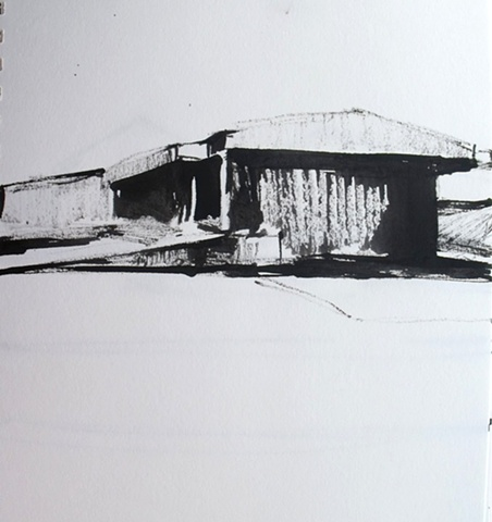 Lewis Brown (drawing 3)