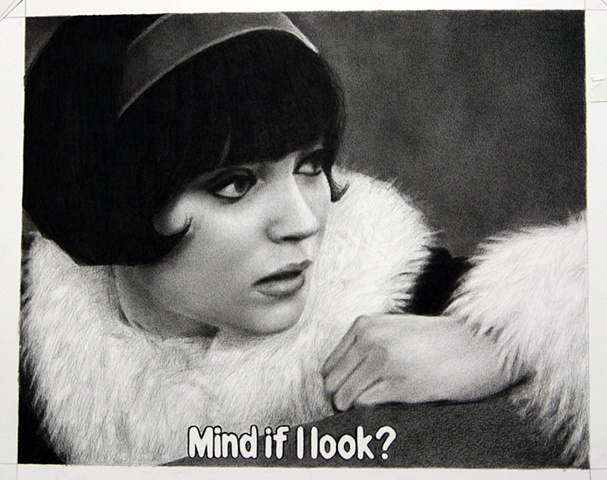 Subtitled Film Still: Mind If I Look?