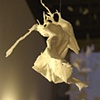 Falling Bird Installation - detail