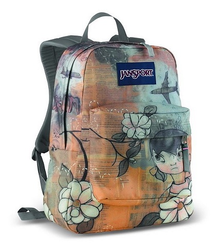 janSport Artist Series