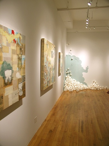New York Solo Show - Chelsea