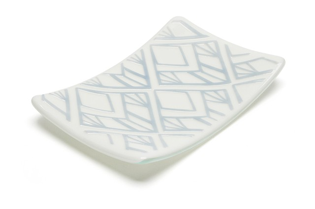 Jewelry Plates Geo (Light Grey)