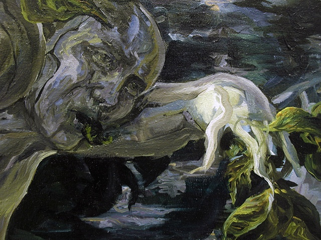 The Origin (detail)