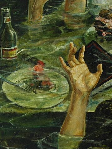 The Tide (detail)