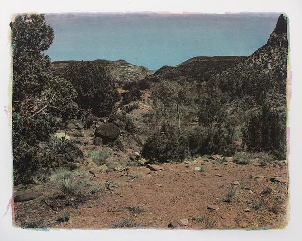 Landscape of Capitol Reef National Park