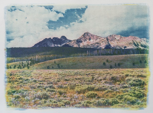 Sawtooth Mountains 1