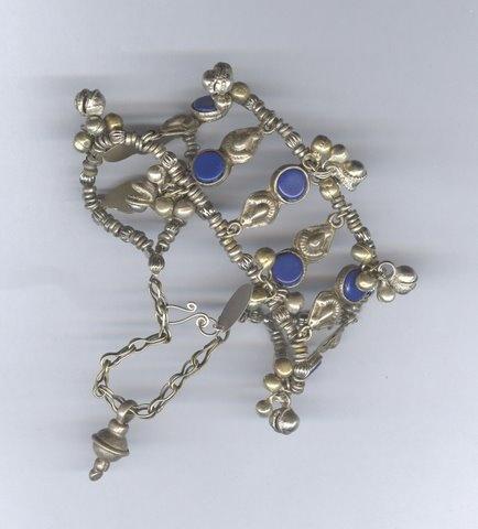 Bedouin Inspired Bracelet