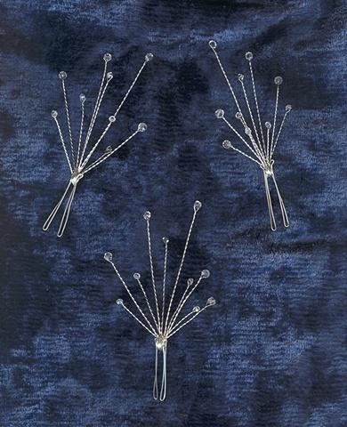 Sparkler Hair Ornament