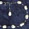 Pearl Twist and 4mm Necklace
