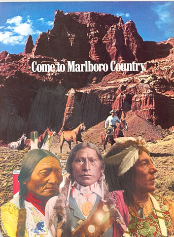 Come To Marlboro Country