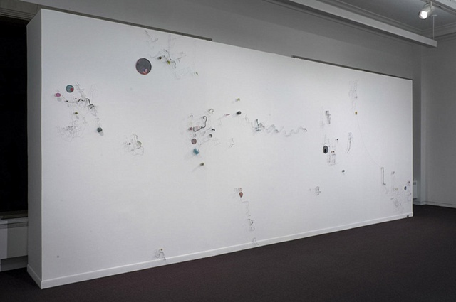 Origin Unknown, Destination Murky-Installation view