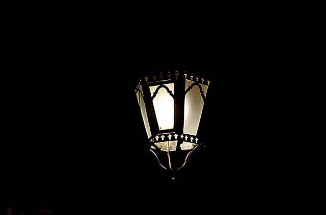 Lamp, Light, Lantern