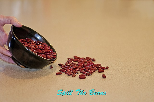 beans, sayings, proverb