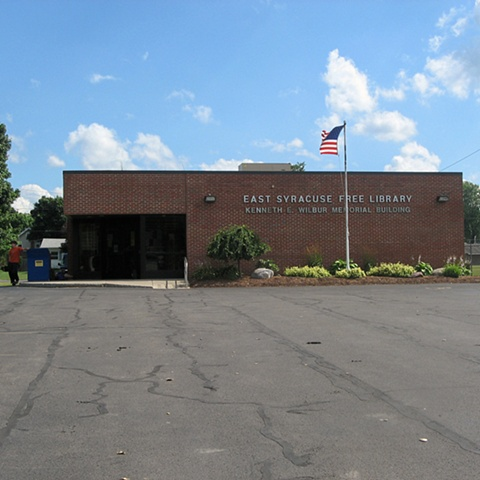 The East Syracuse Free Library, East Syracuse, NY