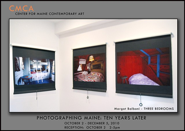 2010 Center for Maine Contemporary Art