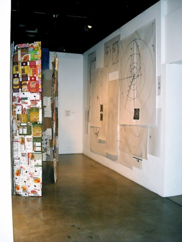 Abode, 2009 installation view 2