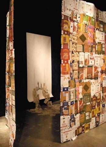 Abode, 2009 installation view 1