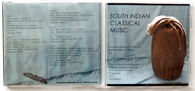 South Indian Classical Music