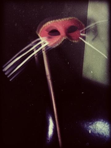 Whisper Mask