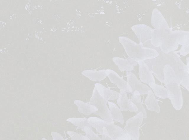 Fluttering (detail)