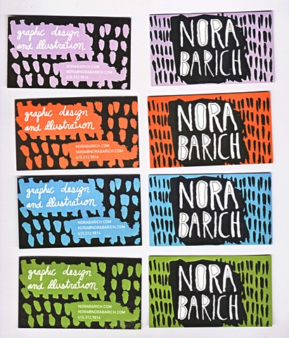 Identity: Business Cards