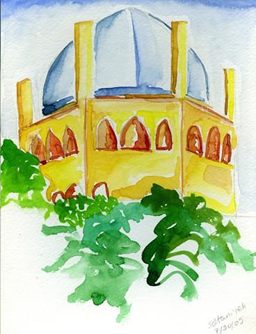 Dome of Soltaniye