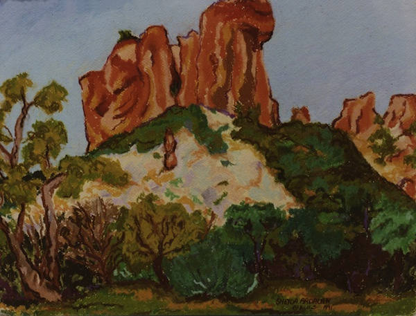 Arizona Canyon #2
