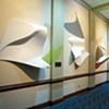 Marsh Art Gallery Installation, 2004